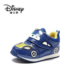 鞋柜/迪士尼冬季防滑舒适男童卡通小汽车童鞋1