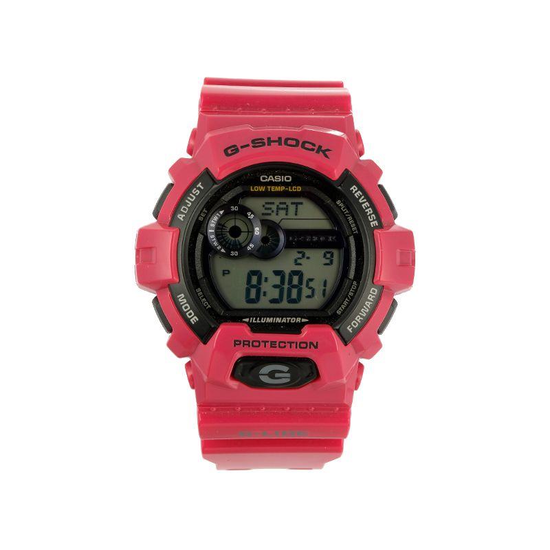 【网易考拉】CASIO 卡西欧 G Shock系列 男款手表 GLS8900-4(请注意:收货人姓名号码必须真实且对应,否则订单会被取消)