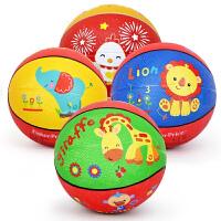 【支持礼品卡】宝宝小皮球玩具1-3岁儿童篮球弹力球幼儿园专用拍拍球类v5l