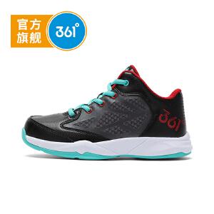 【1件3折到手价:89.7】361°361度童鞋男童篮球鞋儿童运动鞋男儿童篮球鞋儿童运动鞋 K70170101