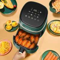 空气炸锅家用全自动大容量多功能烤箱无油炸锅薯条机kb6