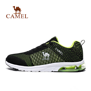camel骆驼运动跑鞋 春夏新款运动鞋气垫缓震情侣跑步鞋