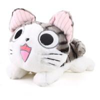 起司猫抱枕公仔布娃娃毛绒玩具喵小奇玩偶礼物生日布偶