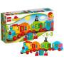 【当当自营】LEGO乐高数字火车 10847