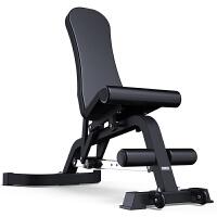 哑铃凳专业健身椅多功能商用卧推飞鸟凳家用健身器材仰卧板