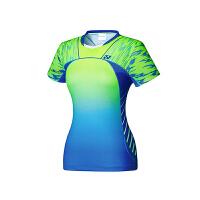 羽毛球服短袖上衣男女情侣款 网球服运动T恤上装速干运动服短裙