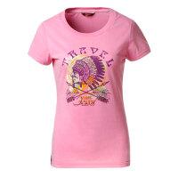 探路者(TOREAD)女款户外短袖速干T恤