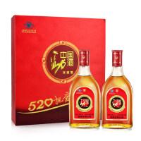 中国劲酒35度 520ml*2 礼盒装 补气 祛风除湿 保健滋补