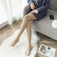七格格打底裤女2019新款冬季加厚裤子高腰显瘦紧身黑色连裤袜子潮