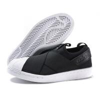 Adidas阿迪达斯三叶草女鞋休闲鞋MISS STAN小白鞋M19536
