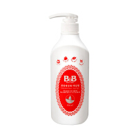 【网易考拉】B&B 保宁 奶瓶清洗液 600毫升/瓶