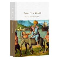 美丽新世界Brave New World ALDOUS LEONARD HUXLEY,果麦文化 出品 云南人民出版社