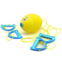 儿童穿梭拉拉球玩具户外双人亲子互动玩具