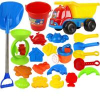 儿童沙滩玩具套装宝宝玩沙子铲子沙漏沙滩车挖沙套装玩沙工具
