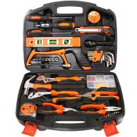 哈博-家用工具套装 多功能五金工具箱 电工木工维修手动工具组合组套