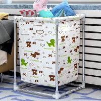 蜗家脏衣篮 折叠脏衣篓储物桶大号脏衣服收纳筐布艺家用洗衣篮