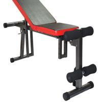 多功能可折叠哑铃凳仰卧板健腹板健身器材 加厚加强 升级版