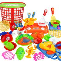 儿童过家家厨房玩具做饭煮饭仿真厨具餐具套装 g5o