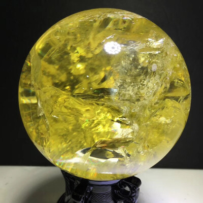 黄水晶球摆件风水球原石打磨开业*家居工艺品摆件 发货周期:一般在付款后2-90天左右发货,具体发货时间请以与客服协商的时间为准