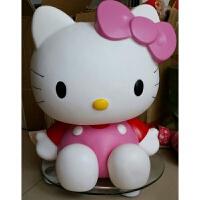 KT大号40cm高 坐姿hello kitty存钱罐 家居摆饰儿童礼物
