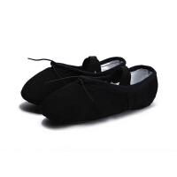布头舞鞋儿童驼色舞蹈鞋男女跳舞鞋芭蕾舞鞋软底猫爪瑜伽练功