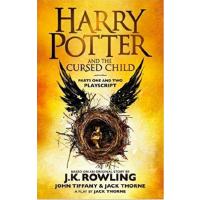 【现货】英文原版 哈利波特8 哈利波特与被诅咒的孩子(平装版) Harry Potter and the Cursed