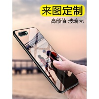 oppor17r15定制手机壳r11s玻璃oppor11r9s照片diy定做r9plus制作oppo oppo r17