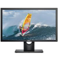 戴尔(DELL)SE2218HV 21.5英寸 LED宽屏液晶显示器 全高清防眩光屏幕,支持支架和壁挂,获多项节能环保