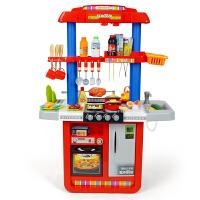 儿童过家家厨房玩具男女孩童仿真厨具大号做饭煮饭1-3岁套装宝宝