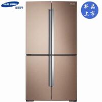 三星 RF66M9051FM/SC韩国原装进口品式无霜三循环金属匀冷十字四门多门冰箱