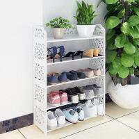 欧式鞋架多层简约现代组合创意防尘简易收纳鞋柜家用经济型 f3d