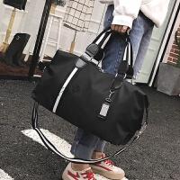 手提旅行包女韩版短途大容量运动包健身包女轻便行李袋包女旅游包 大