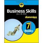 【预订】Business Skills All-In-One for Dummies 9781119473978