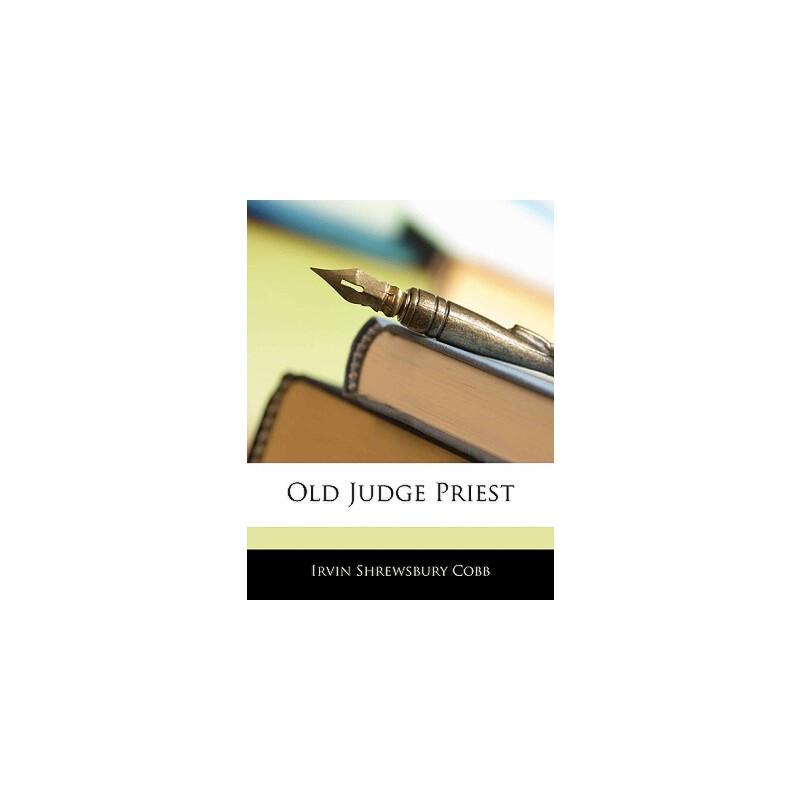 【预订】Old Judge Priest 预订商品,需要1-3个月发货,非质量问题不接受退换货。
