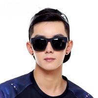 新款男士太阳镜韩版个性黑超遮阳眼镜驾驶开车偏光镜女士潮墨镜户外眼镜