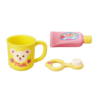 女孩过家家玩具生活起居类配件奶瓶刷牙套