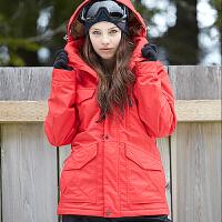 滑雪服女 韩国户外男冬单板冲锋衣上衣雪服滑雪衣服雪地服