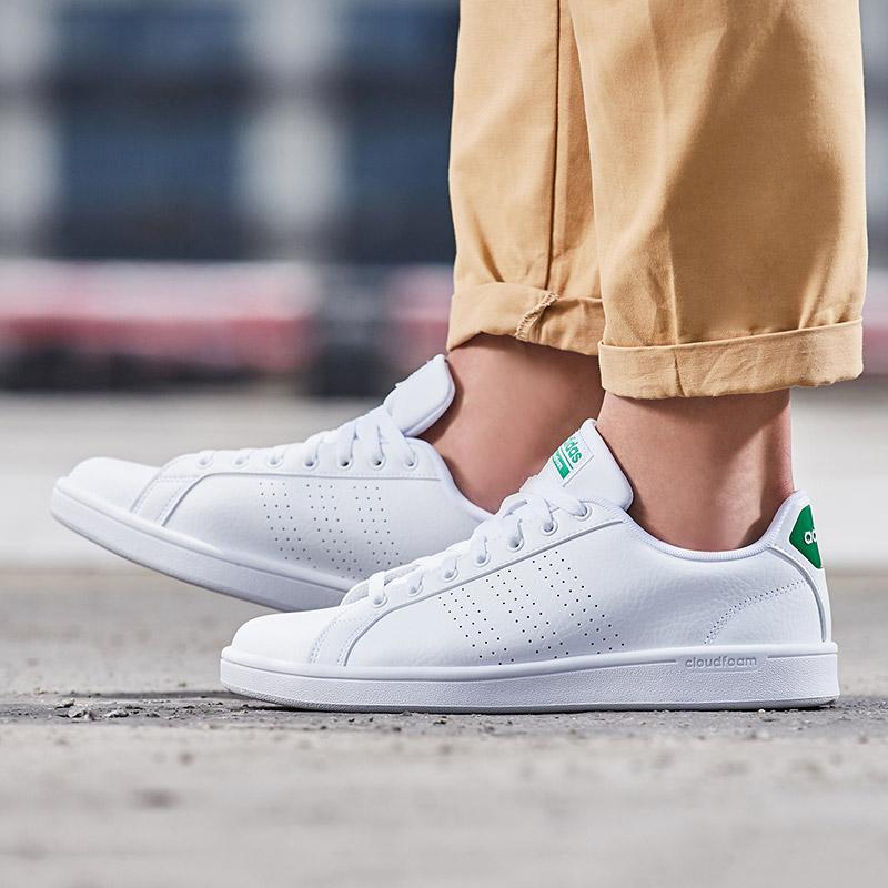 adidas阿迪达斯NEO运动鞋2019春季新款男鞋女鞋小白鞋板鞋F36424欢庆元宵满300减30 满600减60 满900减90