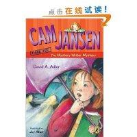 [现货]英文原版Cam Jansen and the Mystery Writer Mystery