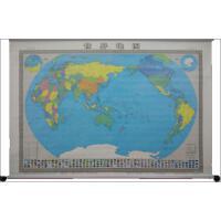 世界地图(四全开豪华挂图) 人民交通出版社