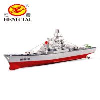 儿童电动玩具 超大遥控船模型高速快艇轮船军舰航空母舰 航母 官方标配