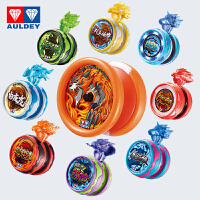 儿童玩具悠悠球回旋yoyo球奥迪双钻火力少年王6之悠拳英雄溜溜球