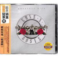 枪炮玫瑰精选辑CD( 货号:2000013634504)