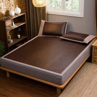 印尼藤席三件套天然纯藤夏季凉席冰席子1.8m床可折叠1.5米空调席