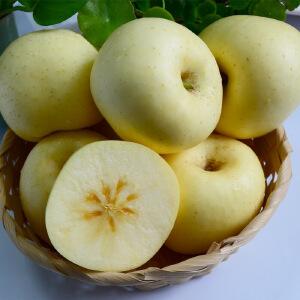 奶油红富士烟台苹果栖霞红富士新鲜水果脆甜平果冰糖心5斤包邮