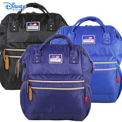 迪士尼中学生休闲书包初高中男生休闲旅行手提包双肩背包ML0413