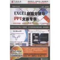 EXCEL数据分析与PPT文案专家(2DVD-ROM)