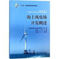 海上风电场开发概述 中国电力出版社