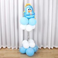 婚庆生日派对路引party地点指示牌路标酒吧装饰品雨丝气球立柱