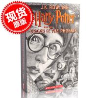现货 哈利波特与凤凰社20周年纪念版5 英文原版 Harry Potter and the Order of the